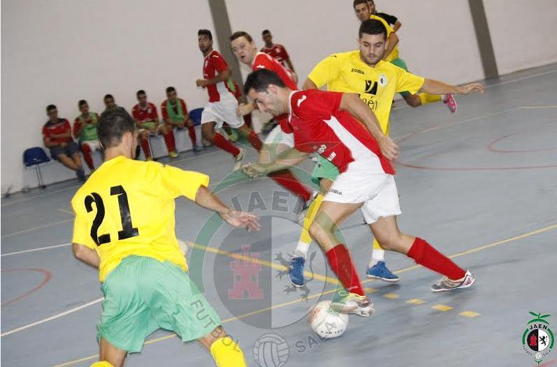 El Jaén Paraíso Interior golea al CDV Bobadilla por 2-13