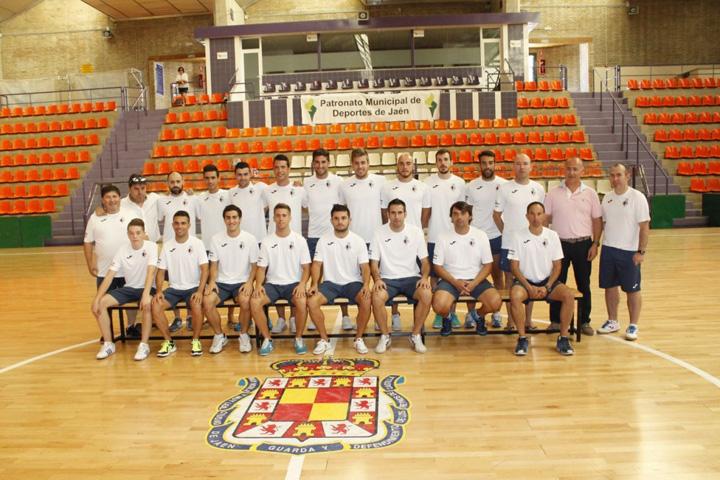 Arranca la temporada de la ilusión para el Jaén Paraíso Interior FS