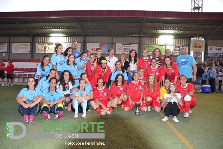 Atlético Jiennense y EMD Villacarrillo inician su andadura en la Copa Andalucía Femenina