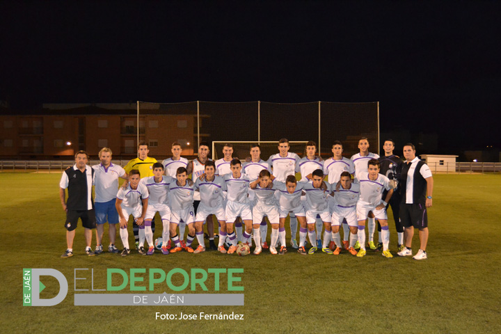 La cantera del Real Jaén inicia la temporada con pleno de victorias