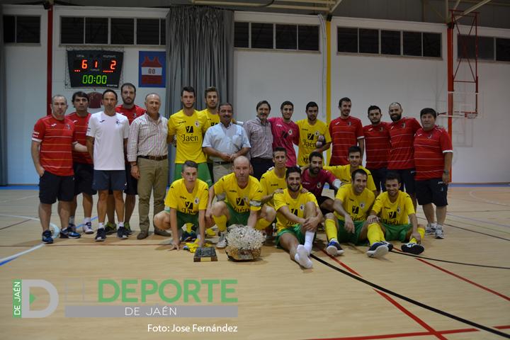 El Jaén Paraíso Interior FS se hace con el III Trofeo El Olivo tras superar a Montesinos Jumilla FS