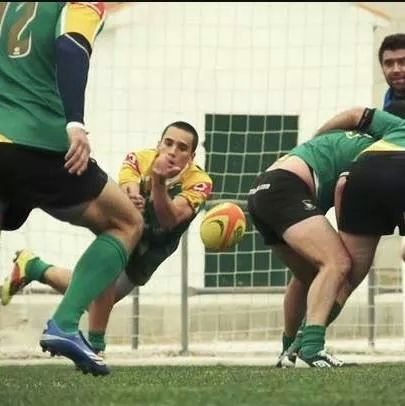 """Jesús Niño: """"Estuve a punto de dejar el rugby"""""""