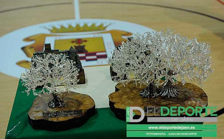 El Jaén FS-Montesinos (Trofeo del Olivo), en imágenes