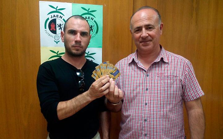 El Jaén FS continúan confiando en la seguridad de 'Opcon'