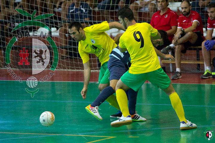 El Uruguay Tenerife vence al Jaén FS en la final del Torneo Sierra del Pozo