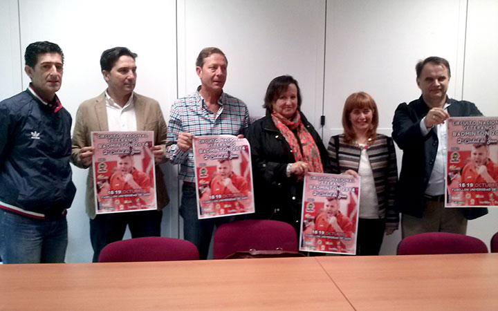 Jaén volverá a acoger el Ranking Nacional de Bádminton para veteranos