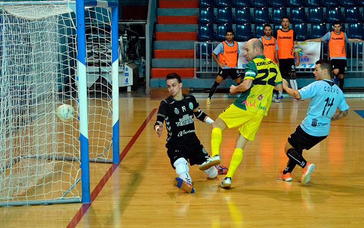 Un Jaén FS incontestable vuelve a vencer con claridad fuera de casa