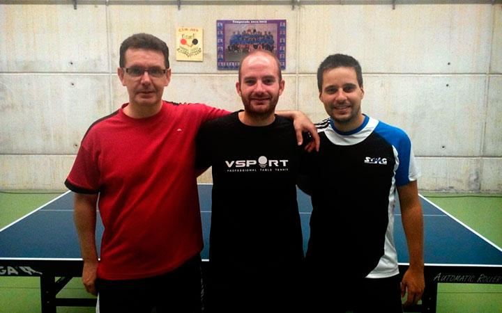 El equipo de División de Honor Andaluza, la cara positiva de la jornada en el CTM Jaén