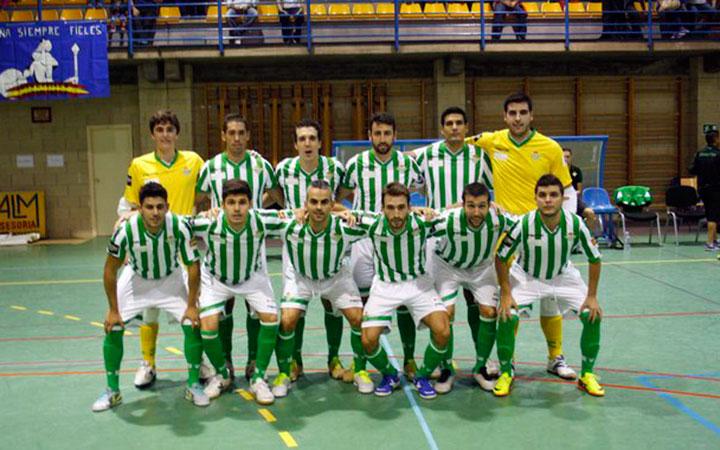El Jaén FS se enfrentará al Real Betis FSN el 13 de octubre