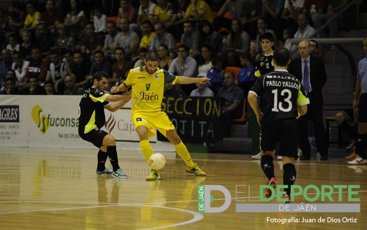 El Jaén FS estará presente en la Copa Presidente de la Diputación