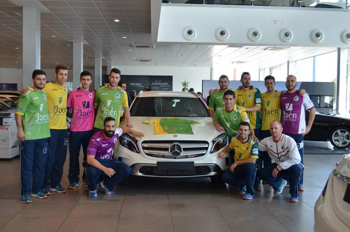 Jadisa se convierte en nuevo patrocinador del Jaén FS