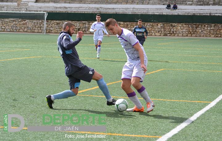 El Real Jaén B aleja los fantasmas y consigue su primer triunfo de la temporada
