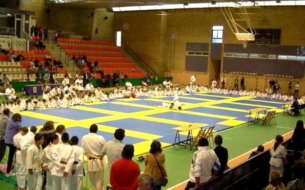 La Salobreja acoge el sábado el XXV Trofeo de Navidad de Judo-Copa Diputación