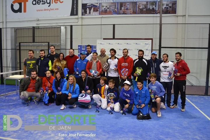 Juan Ortega y Antonio Luque imponen su ley en el Trofeo Amuña Seguros