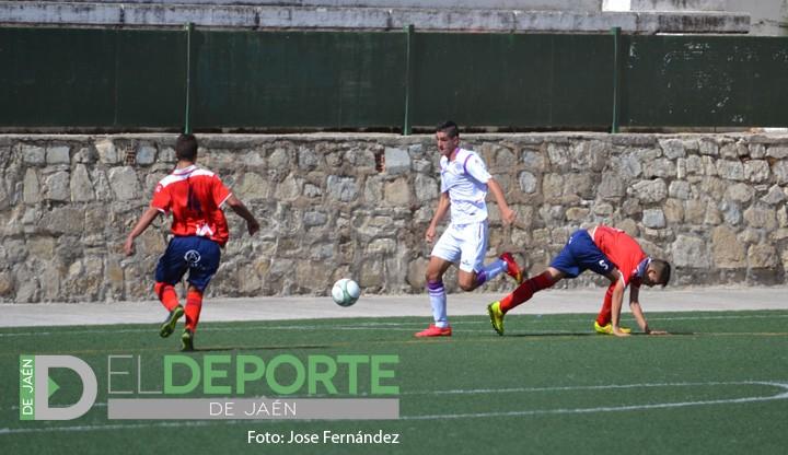El Real Jaén Cadete B finaliza la primera vuelta como líder invicto