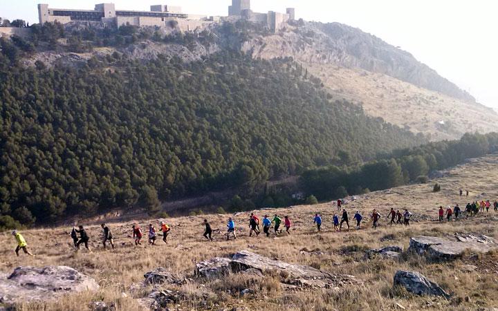 El Club de Montaña Trailrunners Jaén organiza su II KDD Trail de Inicio de Temporada