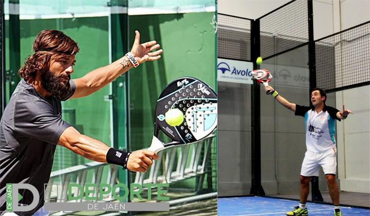 Javier Cachón y Rafael Bellido: disfrutar sin dejar de competir
