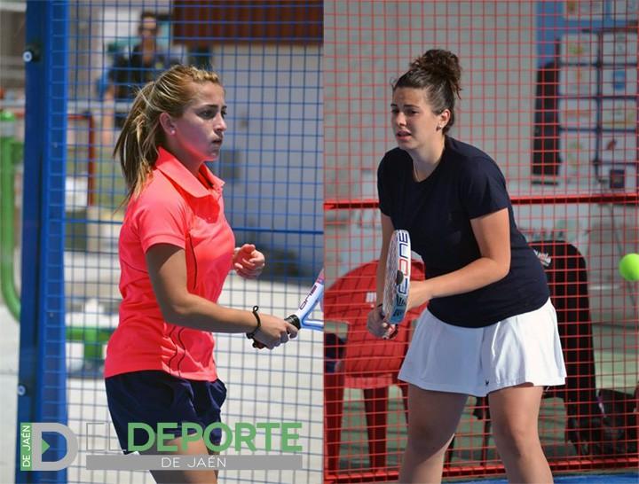 Lorena González y Carolina Martínez: debutantes con hambre de éxitos