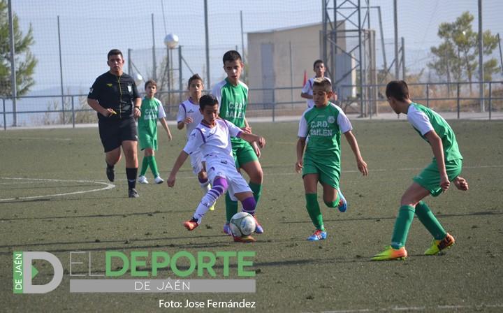 El Infantil Fundación certifica su pase a la siguiente fase de la Copa Diputación