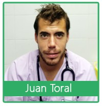 Lesión por sobreentrenamiento (consulta del doctor Toral)