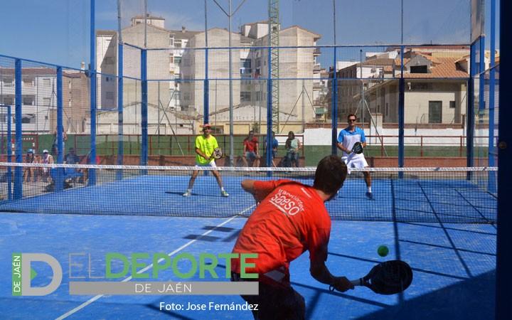 Los menores comienzan su participación en la Liga Provincial de padel por Equipos