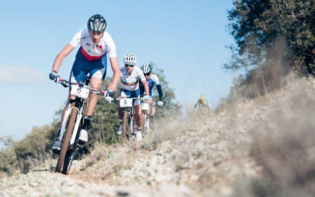 Cambios en la clasificación general tras la tercera etapa de la Andalucía Bike Race