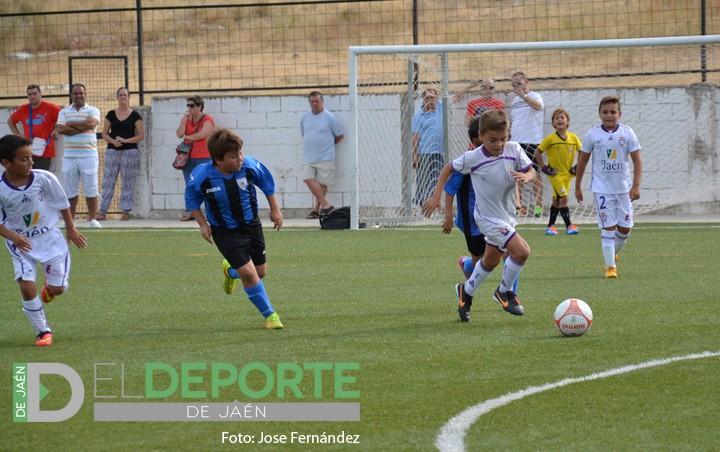 Segundo triunfo de la temporada para el Fundación Real Jaén Benjamín