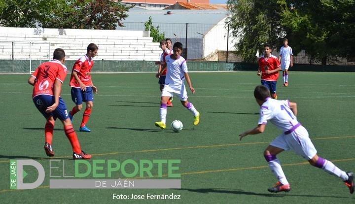 El Cadete B del Real Jaén continúa imparable