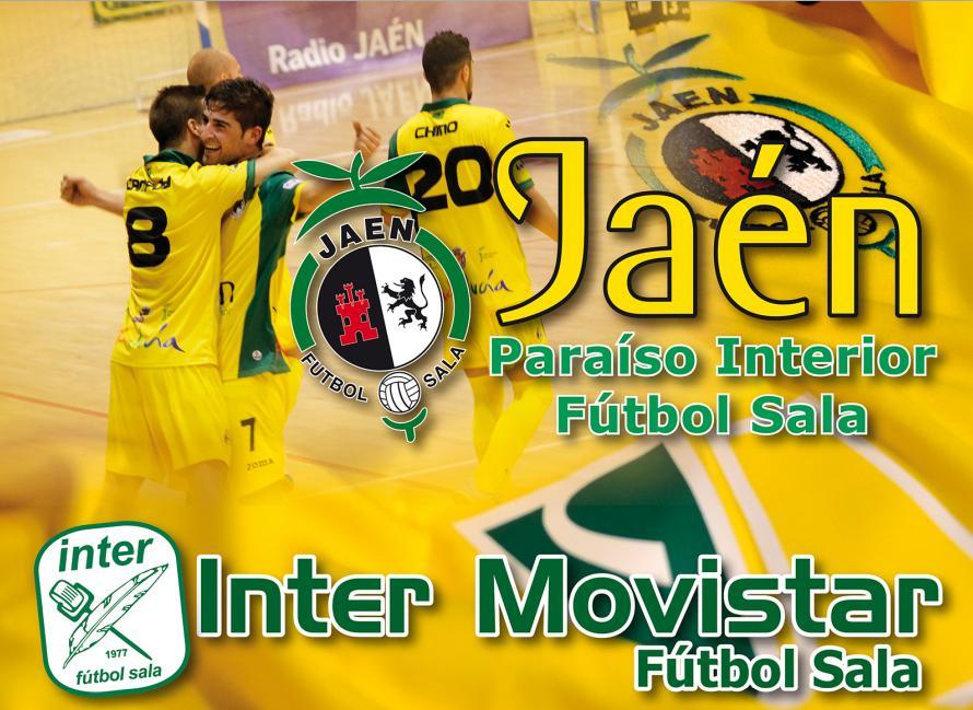 El Jaén FS pone a la venta 65 nuevas entradas para su partido ante InterMovistar