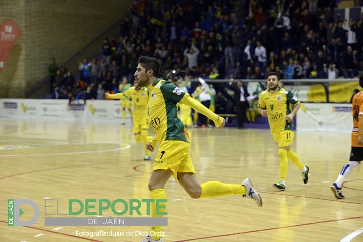 Remontada del Jaén FS para adueñarse de la cuarta plaza (la crónica)