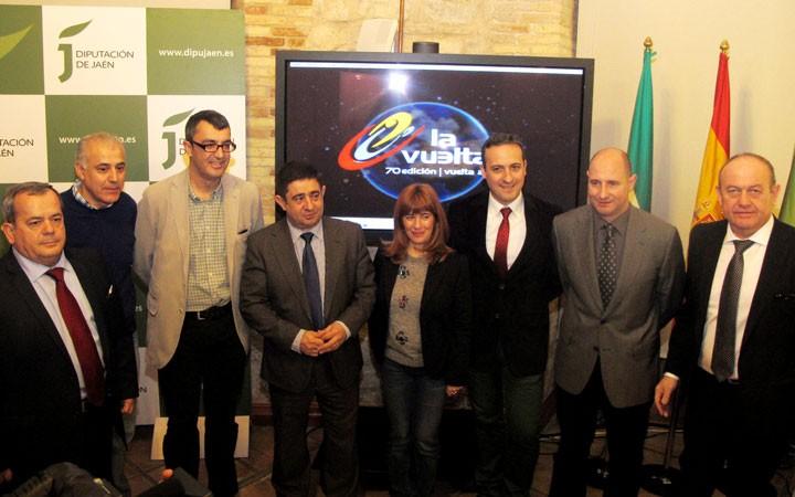 """La provincia de Jaén se convierte «en una necesidad"""" para la Vuelta a España"""