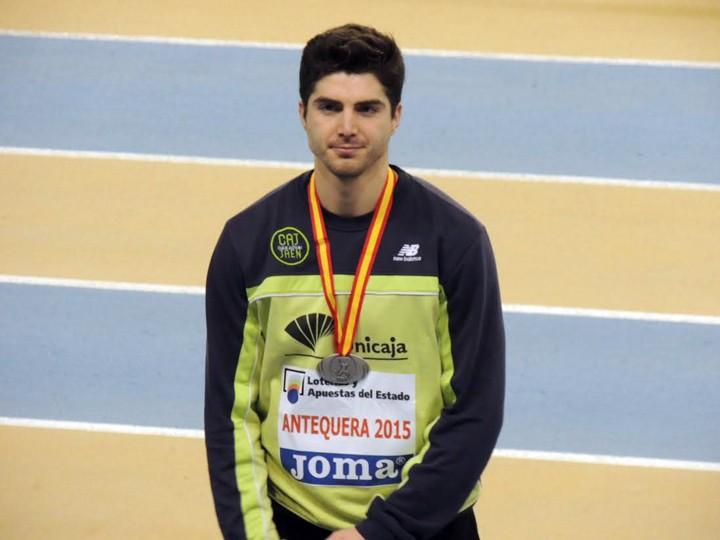 Fotografía: prensa Unicaja Atletismo