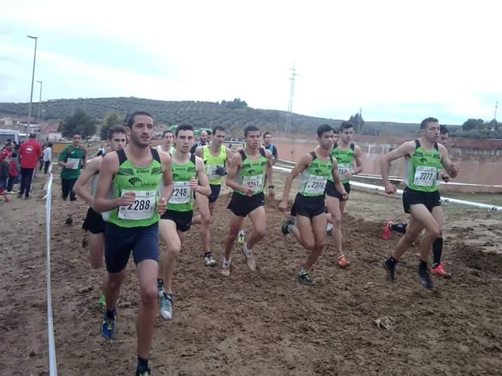 El Unicaja Atletismo, a por todas en el Campeonato de España de Campo a Través por equipos