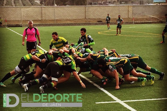 Cara y cruz para el Jaén Rugby