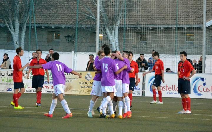 Las selecciones de Jaén debutan con empate en el Campeonato de Andalucía infantil y cadete