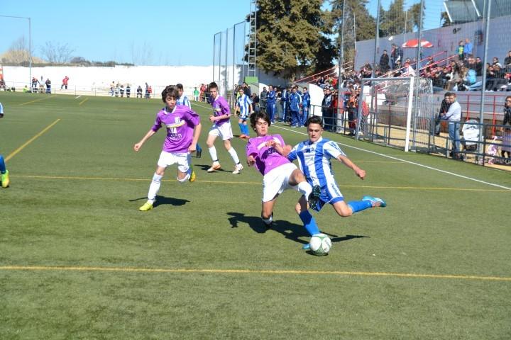 Jaén se despide del Campeonato de Andalucía infantil y cadete