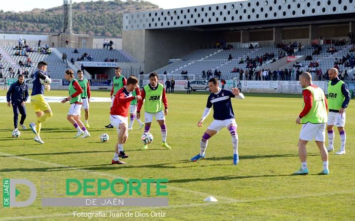 El Real Jaén comienza el domingo a preparar el choque frente al Almería B