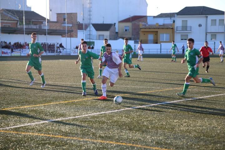 Fotografías: Federación Jiennense de Fútbol