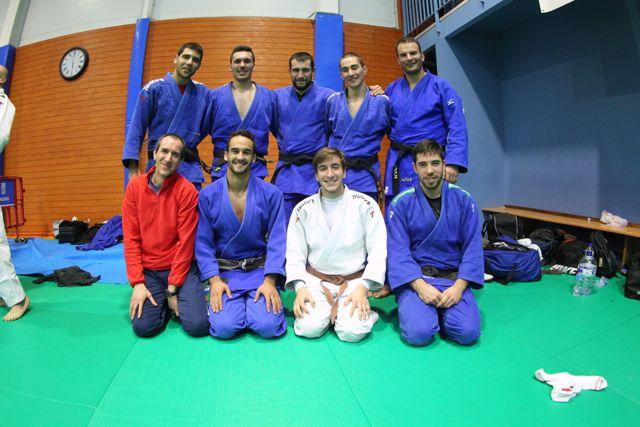 El CD Athenas defiende el liderato en la Liga de Clubes de judo de Segunda División
