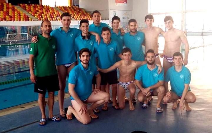 El CN Jaén pierde en Málaga y finalizará la liga en tercera posición