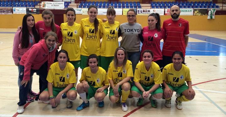 El equipo Femenino Senior del Jaén Paraíso Interior se proclama campeón provincial