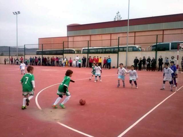 Más de 1.600 escolares están participando en la fase comarcal de los Juegos Deportivos en la provincia de Jaén