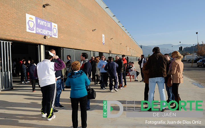 Entradas a precios especiales para los abonados en el Real Jaén – UD Melilla