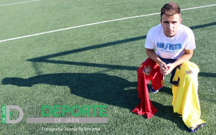 El jiennense Javi Jiménez, convocado con el primer equipo del Villarreal CF