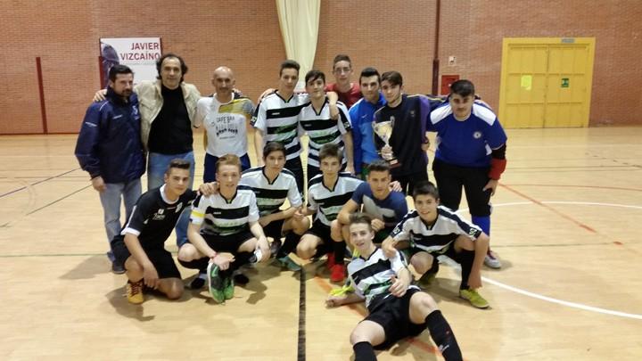 El conjunto juvenil del Bedmar FS logra el ascenso a Liga Nacional
