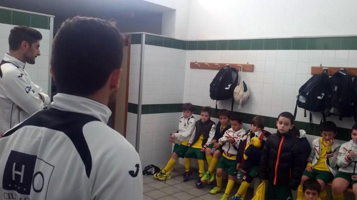 Las categorías inferiores del Jaén FS estarán dedicadas únicamente en el fútbol sala