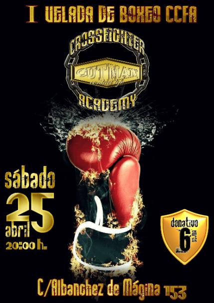 El nuevo centro del CD Cuadrilátero abrió sus puertas con una igualada velada de boxeo