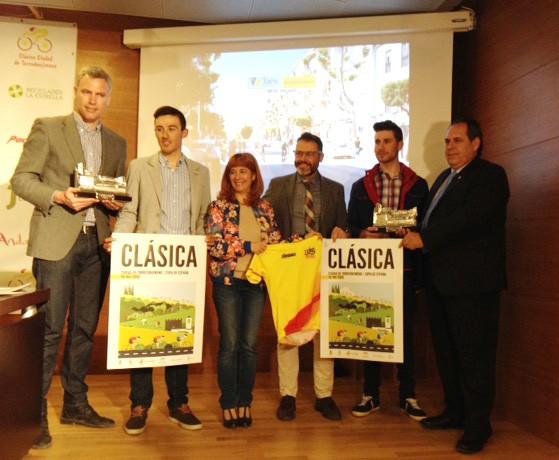 Más de 150 ciclistas se darán cita en la Clásica de Torredonjimeno