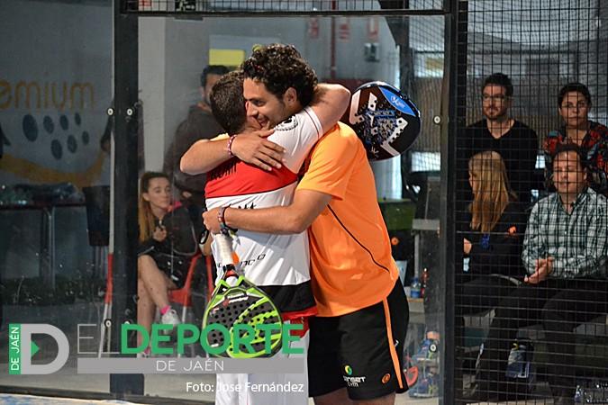 Marcos/Torrecillas y Luque/Ruiz, campeones del Open Oro 'Trofeo Clínica Luis Baños'