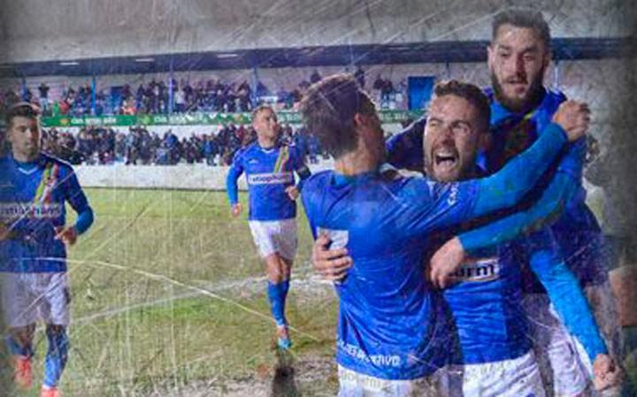 El Linares Deportivo, campeón del grupo IX de la Tercera División